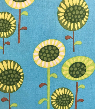 Fabric by the Yard - Sunflowers