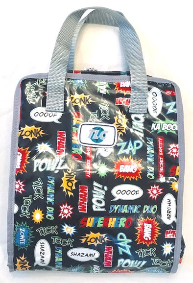TBSLH- Superhero Hanging Toiletry Bag
