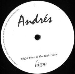 Andrés - All U Gotta Do Is Listen