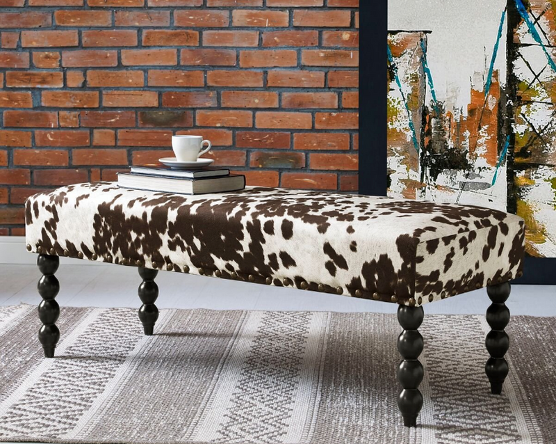 How many cowhides do you need for upholstery?