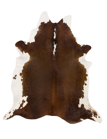 Hereford Red Cowhide Rug - L