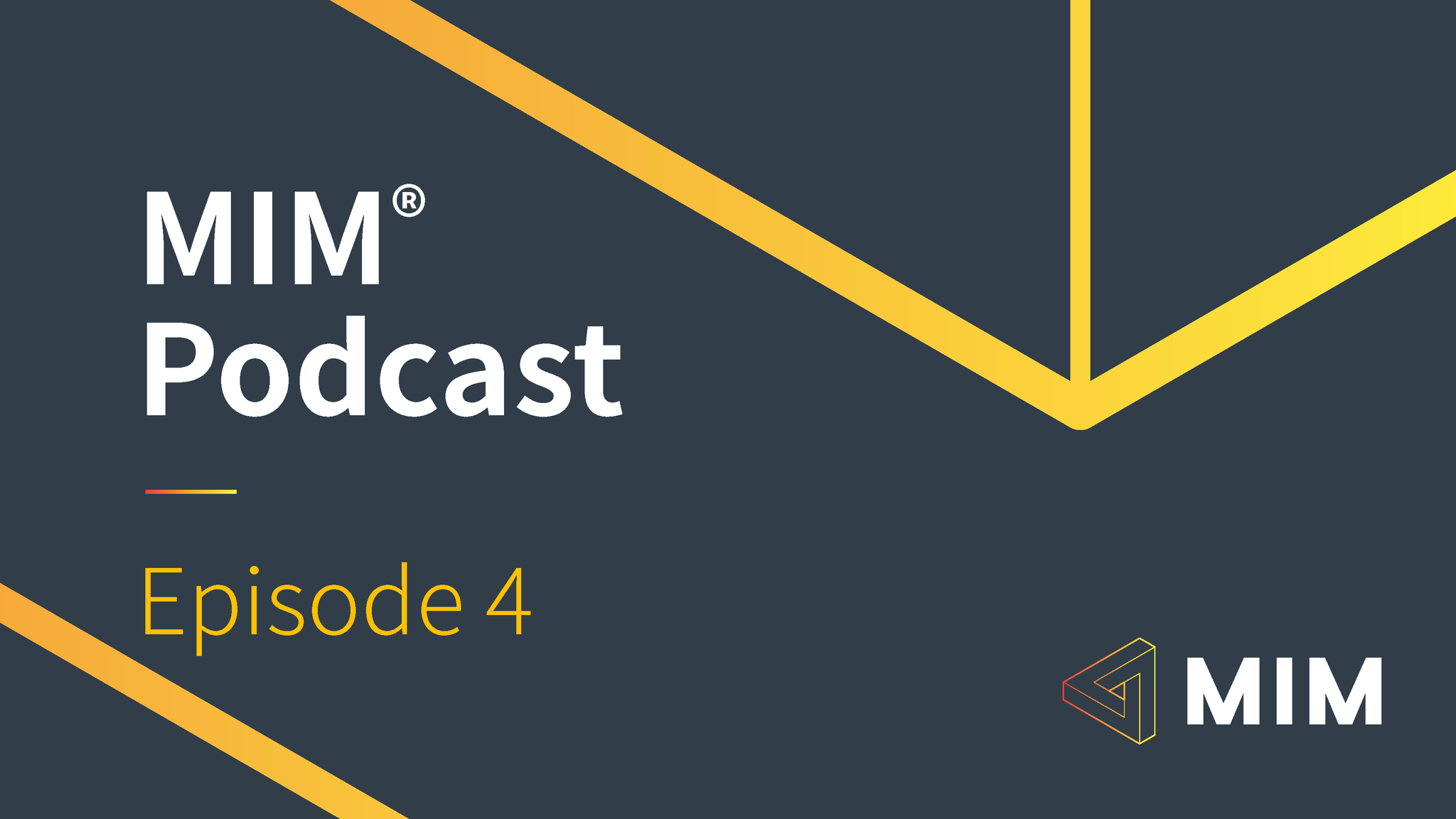 MIM Podcast Episode 4: Andrew Luria at ADP