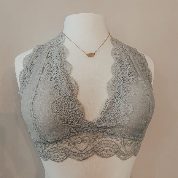 Lace Bralette - Lucie & Willow Boutique