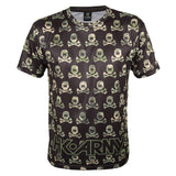 All Over Recon Camo Skulls - DryFit