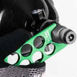 Paintball Sizer Guide - Neon Green