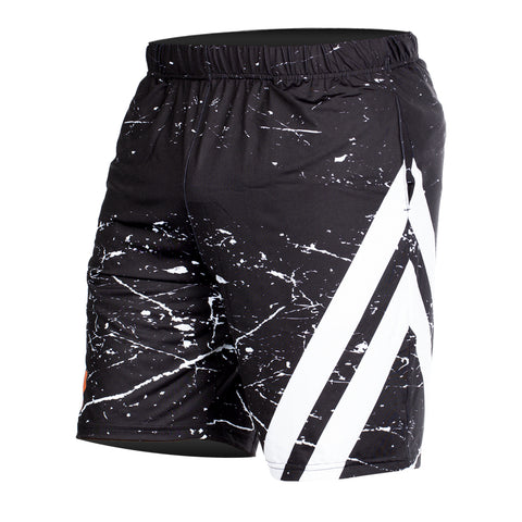 Black Marble - Tech Shorts