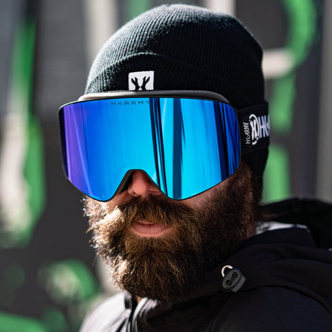 MTN - Magnetic Snow Goggle - Frost