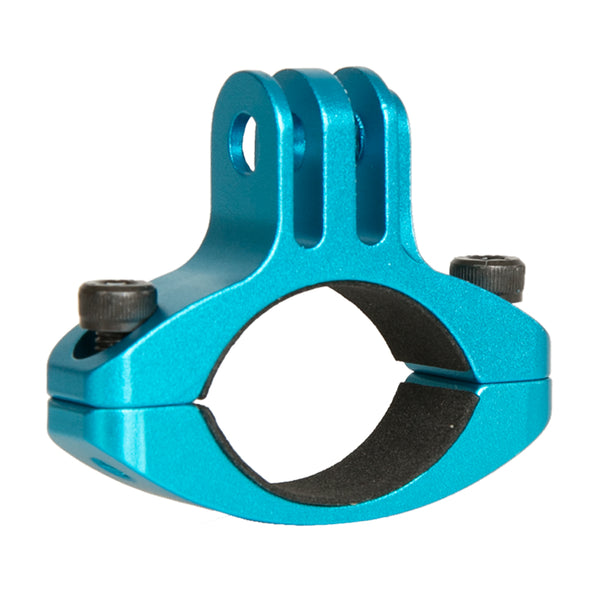 Barrel Camera Mount - Blue
