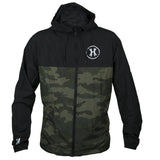 Slash Camo Windbreaker Jacket