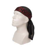 Pulse Red Headwrap