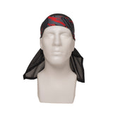 Ryu Red Headwrap