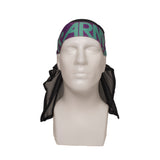 Shale Purple Headwrap