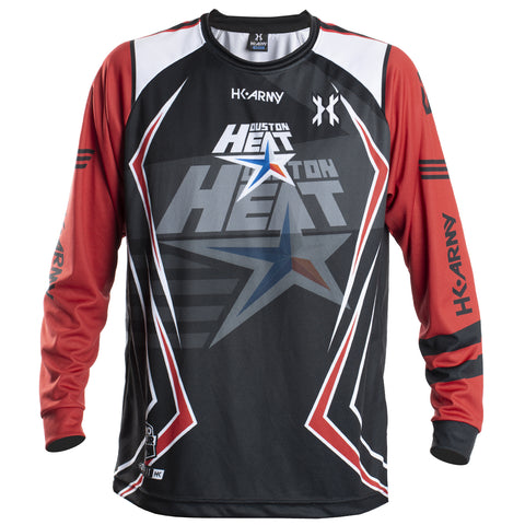 Houston Heat - Pro Tour Dry Fit Jersey