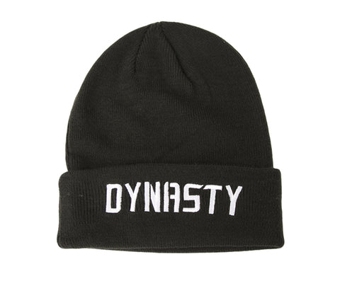 Dynasty Destroyer Beanie - Black