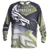 Dynasty - Retro Woodsball - Dry Fit - Event Jersey