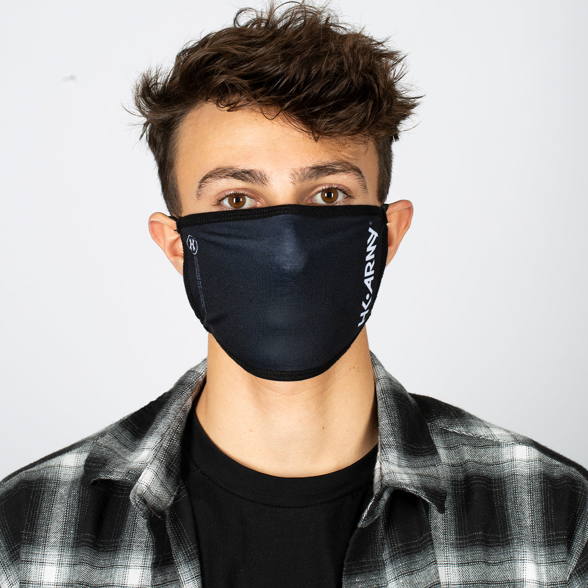 Essential Black/White - Anti-dust Face Mask