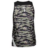 Flex - Athletex Tank Top - Tiger Camo