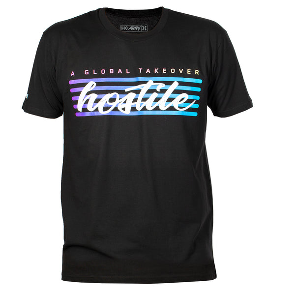 Global Takeover - T-Shirt - Black
