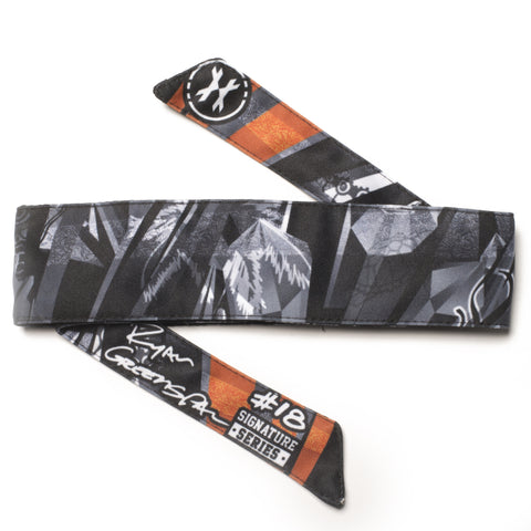 Greenspan Diamond Grey Dynasty Sig Series Headband