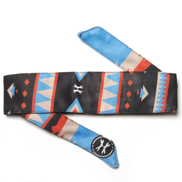 Tribe Blue Headband