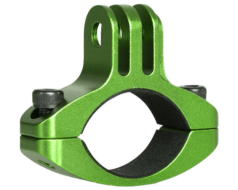 Barrel Camera Mount - Neon Green