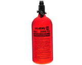 48ci / 3000psi Aluminum Compressed Air Tank - Red
