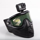 Goggle Camera Mount - Pewter