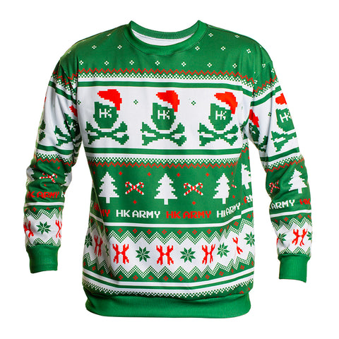 Ugly Christmas Sweater - Green