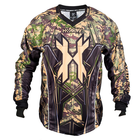 Youth - HSTL Line Jersey - Camo