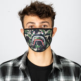 Shark Camo - Anti-dust Face Mask