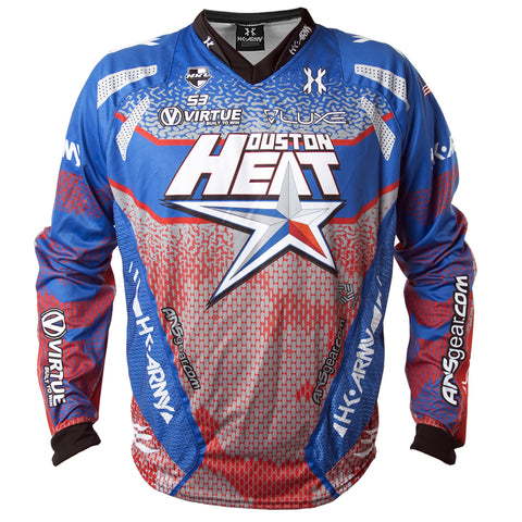 Houston Heat - Away NXL 2018 - Freeline Jersey