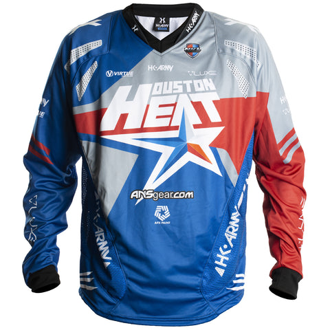 Houston Heat - NXL 2019 - Freeline - Home Jersey