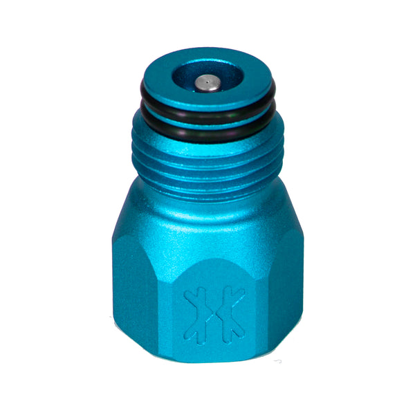 Tank Regulator Extender - Blue