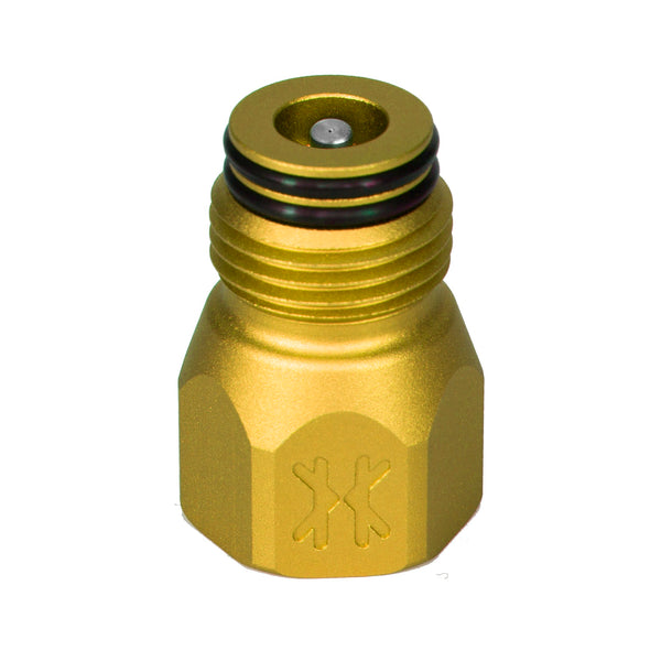 Tank Regulator Extender - Gold