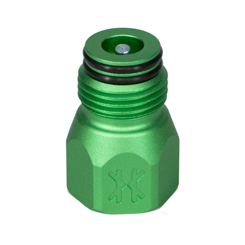 Tank Regulator Extender - Neon Green