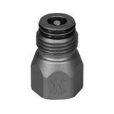 Tank Regulator Extender - Pewter