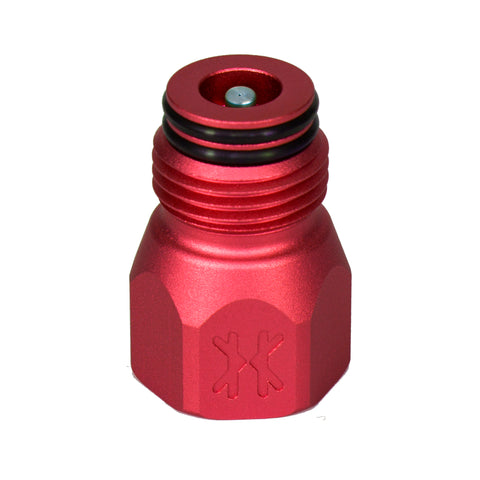 Tank Regulator Extender - Red
