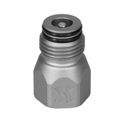 Tank Regulator Extender - Silver