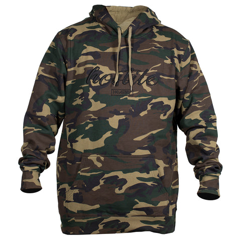 Gild - Camo - Pullover Hoodie