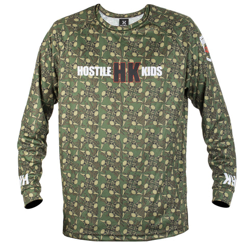 OG Series - Hostilewear Skulls Forest - Dry Fit Jersey
