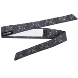 Skulls - Hostilewear Headband - Black