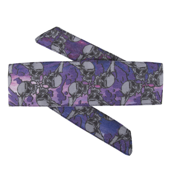 Skulls - Hostilewear Headband - Galaxy