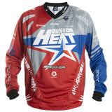 Houston Heat - NXL 2019 - Freeline - Away Jersey