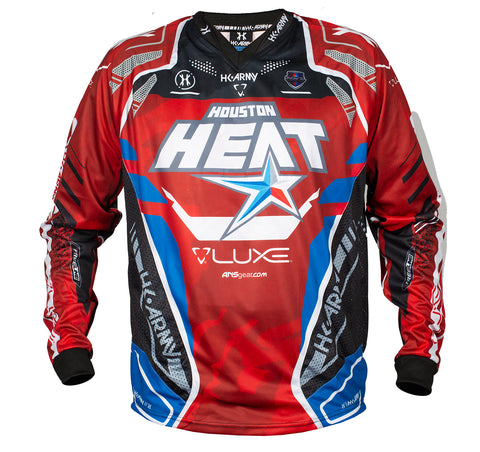 Houston Heat - NXL 2020 - Away - Freeline Jersey