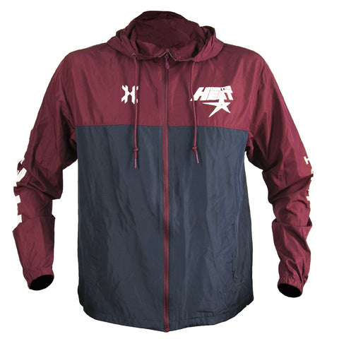 Houston Heat Windbreaker Jacket