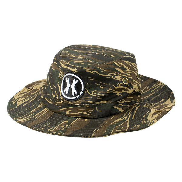 Icon - Bucket Hat - Tiger Camo