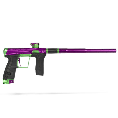 Invader CS2 Pro  - Slime - Dust Purple/ Neon Green