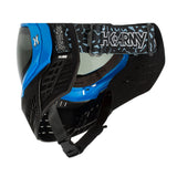 KLR Goggle Blackout Blue (Blue/Black)
