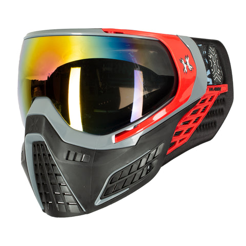 KLR Goggle Sonic (Red) - Fusion Lens
