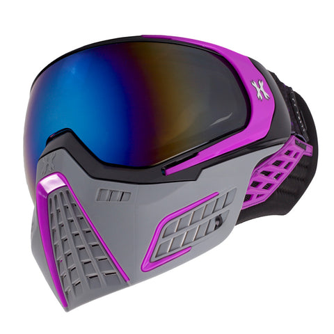 KLR Goggle Slate (Black/Purple)